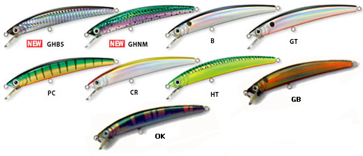 Yo-zuri Crystal Minnow SP
